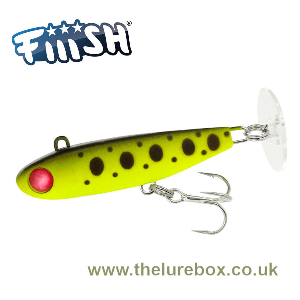 Fiiish Power Tail Fresh Water Fast - 6.4 cm