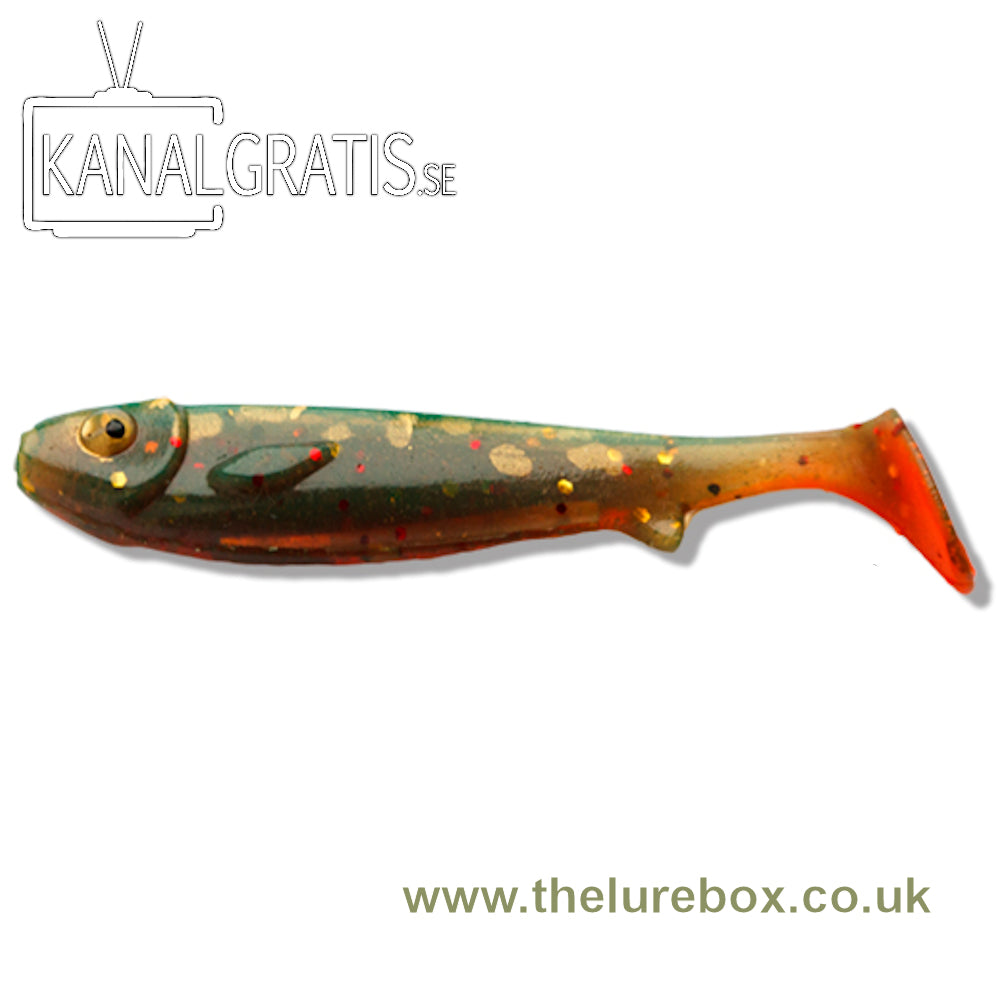 Kanalgratis Flatnose Mini 9cm - The Lure Box