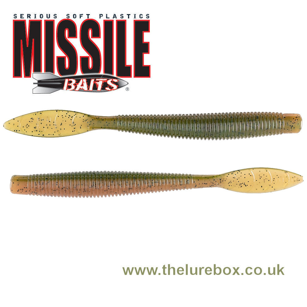 Missile Baits Quiver 4.5 Inch