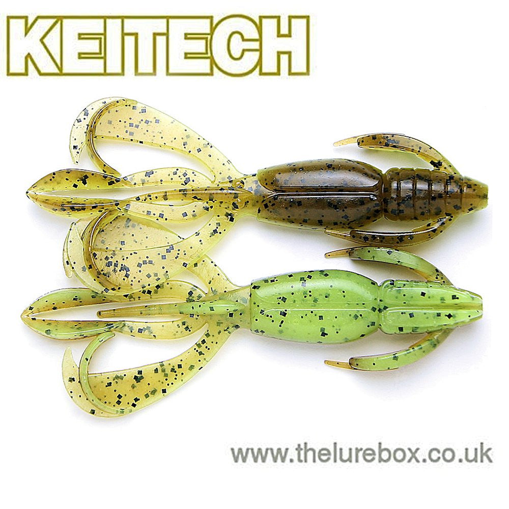 Keitech Crazy Flapper 4.4""