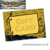 Gift Voucher Card - The Lure Box