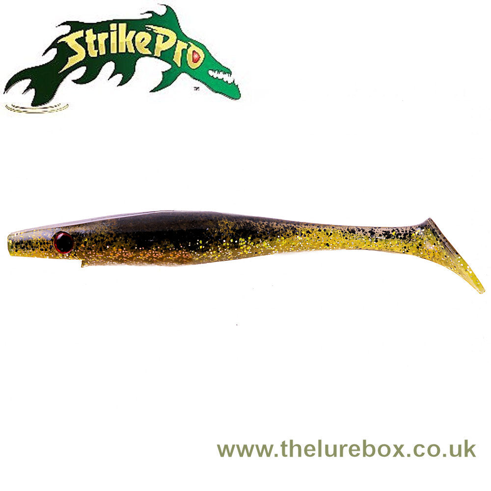 Strike Pro Pig Shad Jr 20cm - The Lure Box