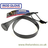 Rod Glove For 2 Piece Spinning Rod - 73.5cm. Includes free bungee rod strap
