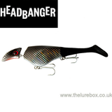 Headbanger Shad 22cm Sinking - The Lure Box