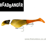 Headbanger Shad 22cm Floating - The Lure Box
