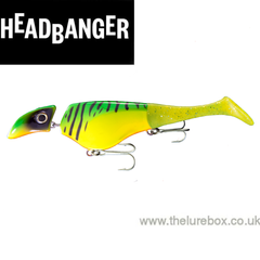 Headbanger Shad 16cm Suspending - The Lure Box