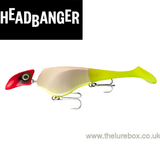 Headbanger Shad 16cm Sinking - The Lure Box