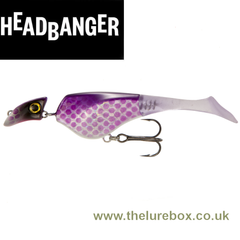 Headbanger Shad 11cm Floating - The Lure Box