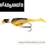Copy of Headbanger Shad 11cm Floating - The Lure Box