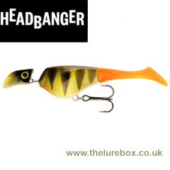 PRE ORDER ONLY! Headbanger Shad 11cm Suspending - The Lure Box