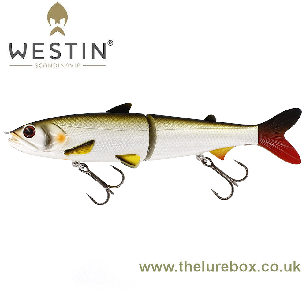 Westin Hypo Teez HL/GB Glidebait 14cm - The Lure Box