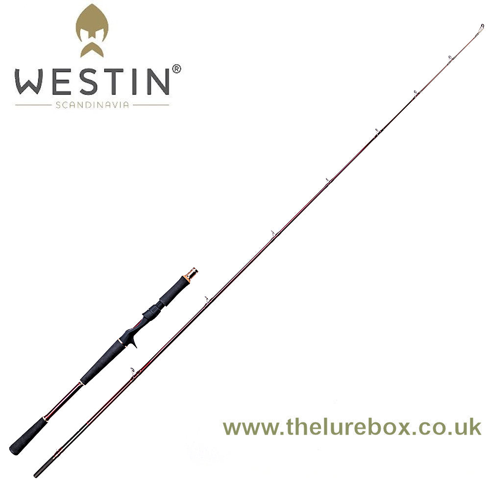 Westin W6 Jerkbait - Baitcasting Rod - The Lure Box
