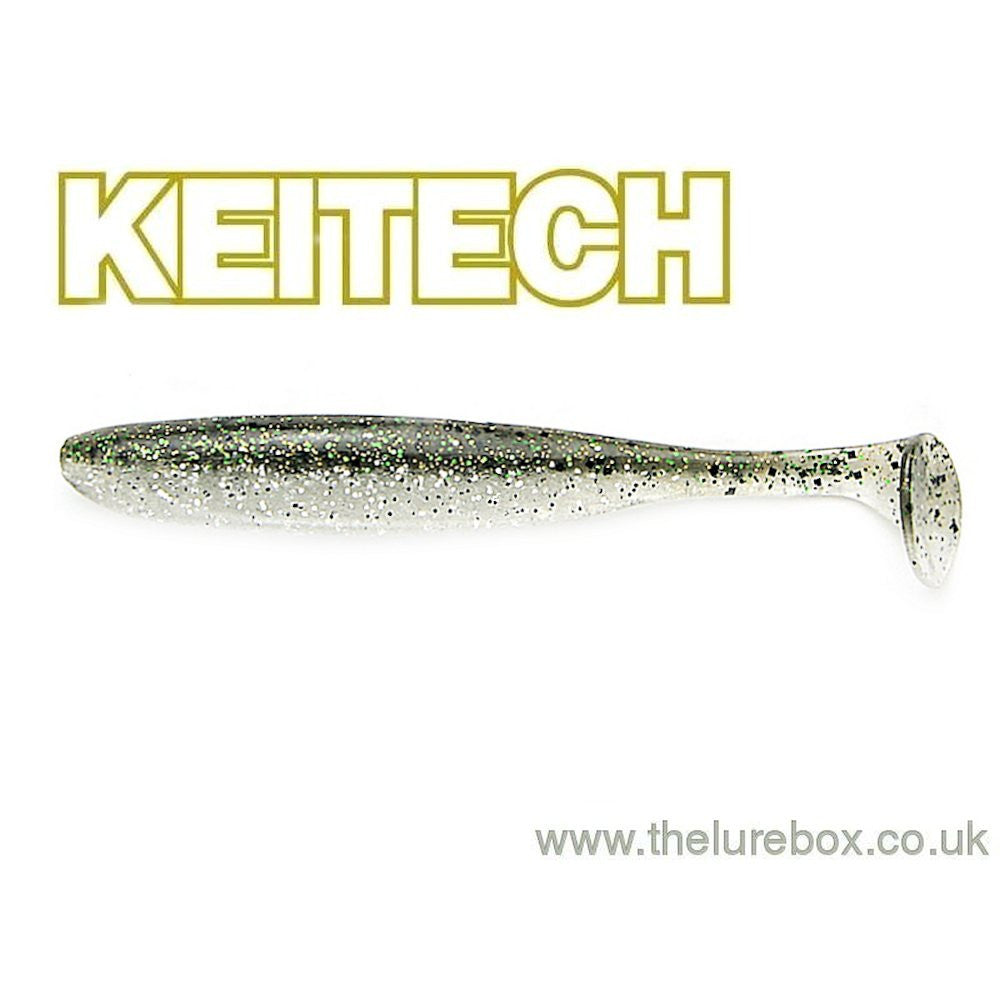 "Keitech Easy Shiner 4"" - The Lure Box"