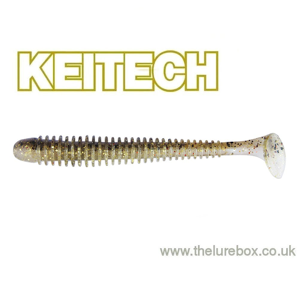 "Keitech Swing Impact 3.5"" - The Lure Box"