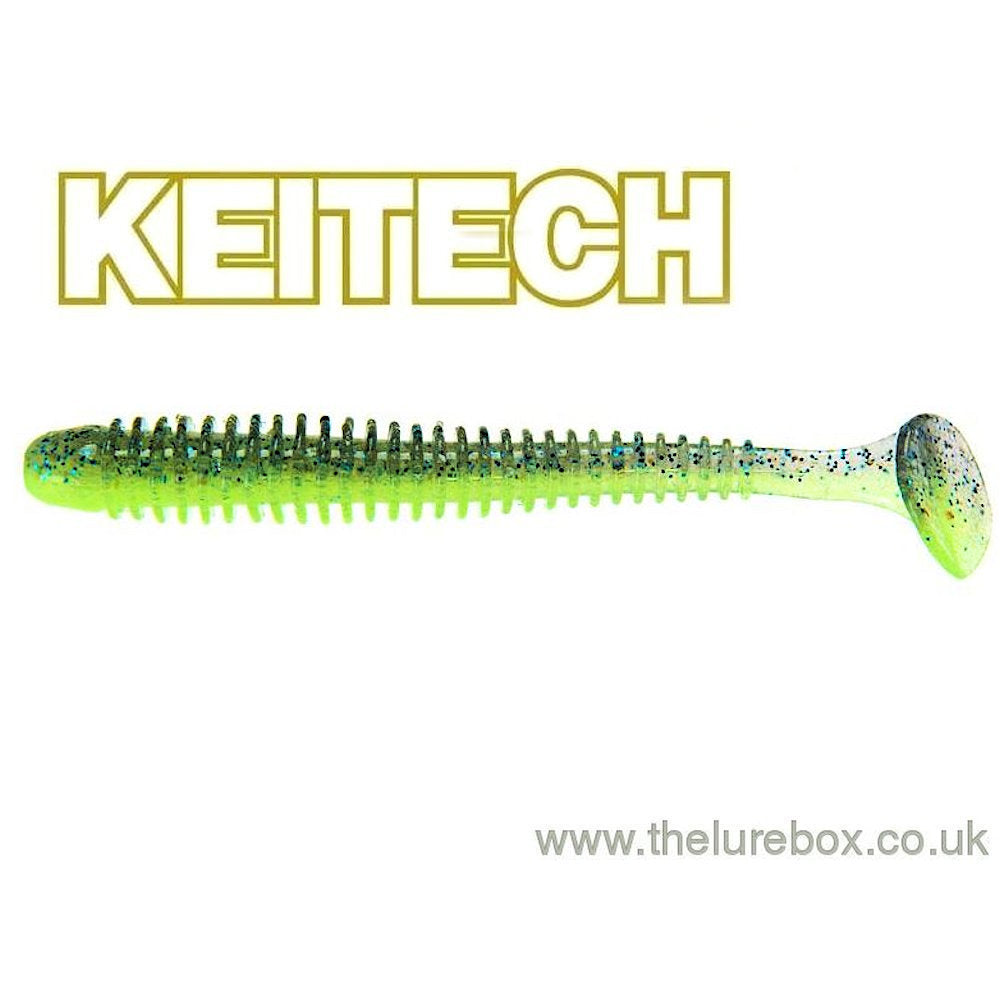 "Keitech Swing Impact 4"" - The Lure Box"