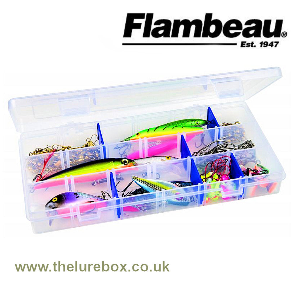 Flambeau Tuff Tainer 3003 Divided