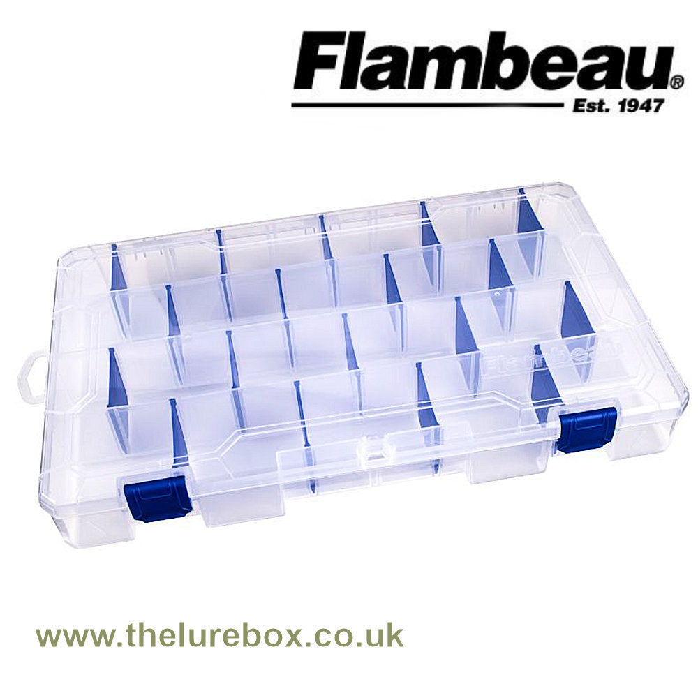 Flambeau Tuff Tainer 5007 Divided - The Lure Box