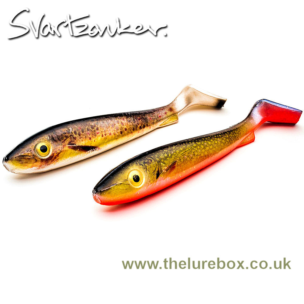 Svartzonker Real Series McRubber 21cm - The Lure Box