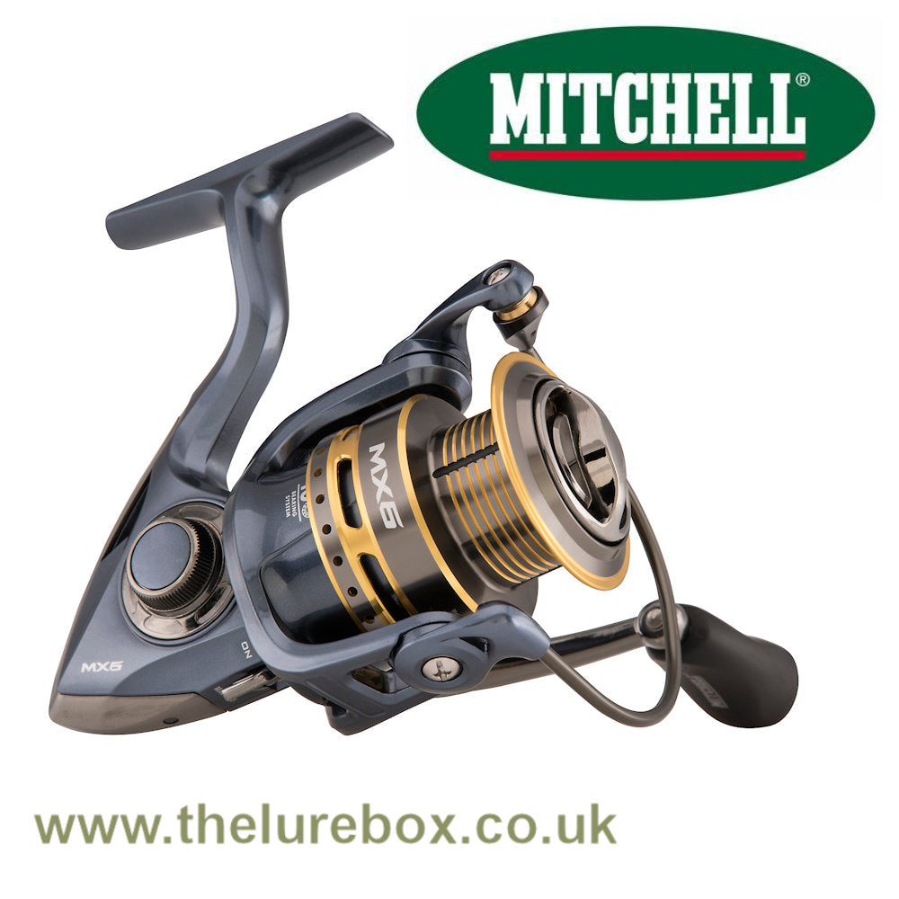 Mitchell MX6 Spin FD Spinning Reel