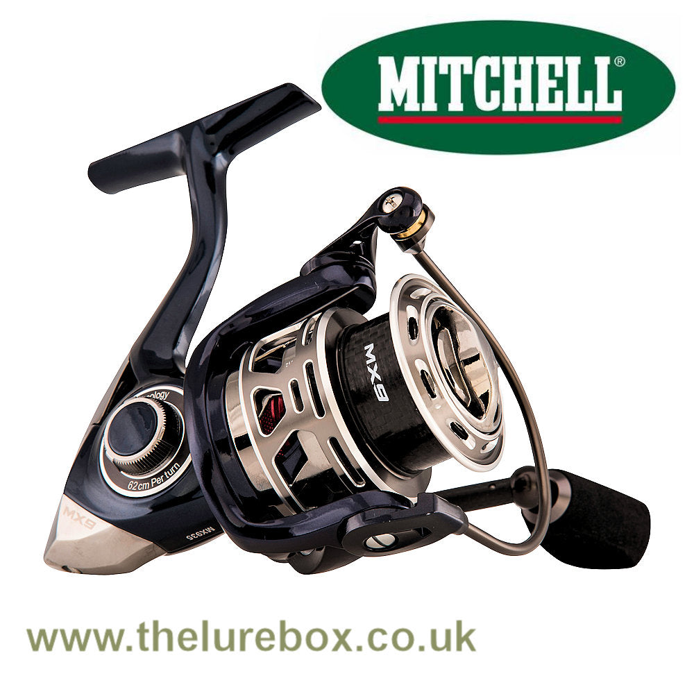 Mitchell MX9 Spin FD Spinning Reel