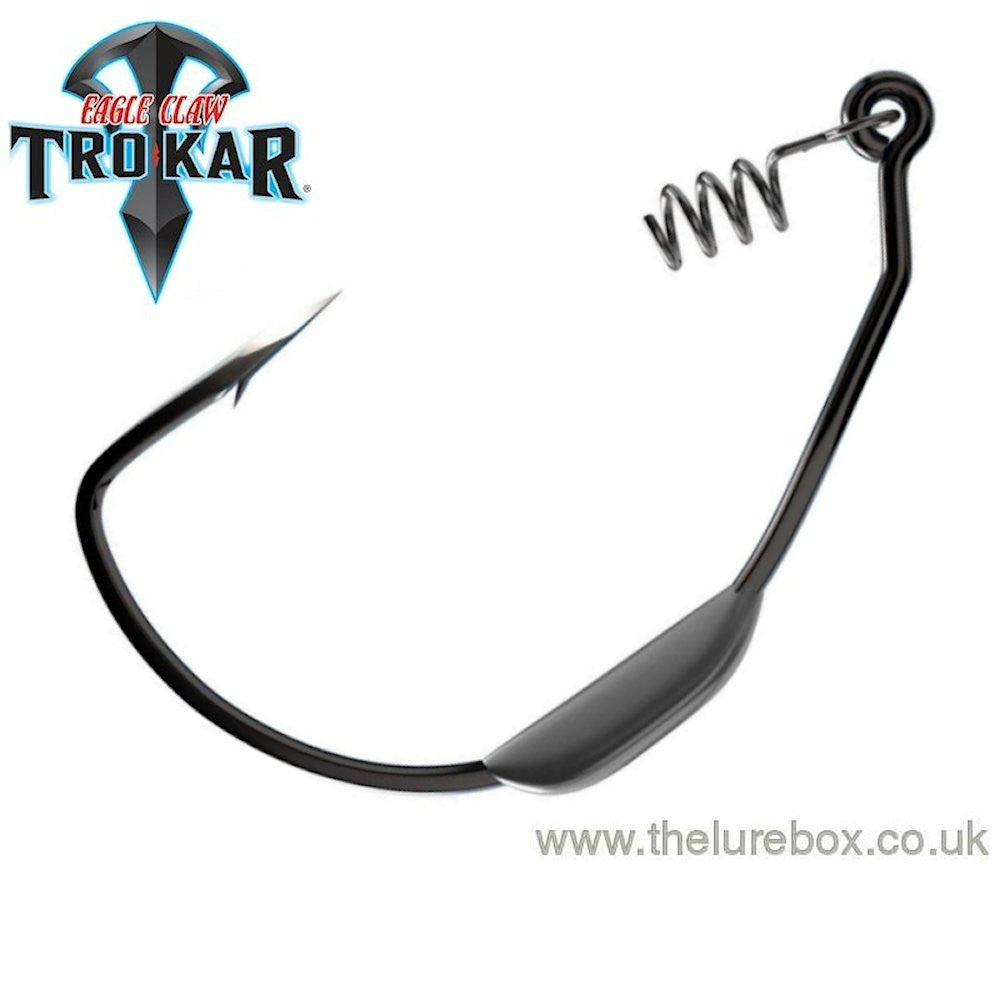 Eagle Claw Lazer TroKar Magnum Swimbait Hook - TK170 - The Lure Box