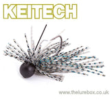 Keitech Mono Spin WeedlessTungsten Jig 1.8g - The Lure Box