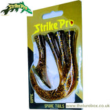 Strike Pro Guppie 13cm Spare Tails - The Lure Box