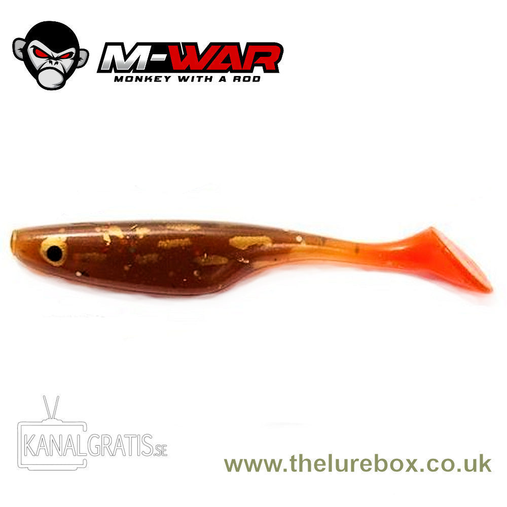 Monkey Shad 9cm - The Lure Box