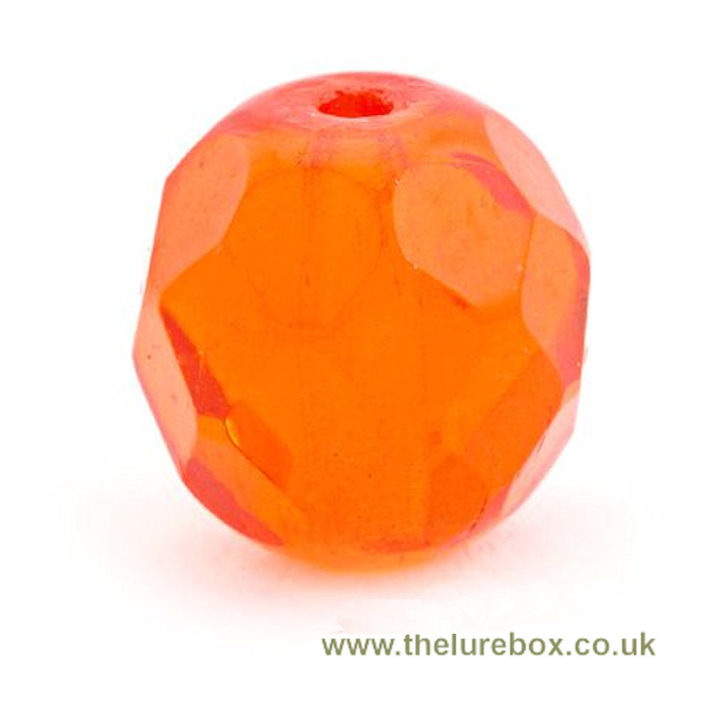 Camo Tackle 8mm Faceted Glass Beads - The Lure Box