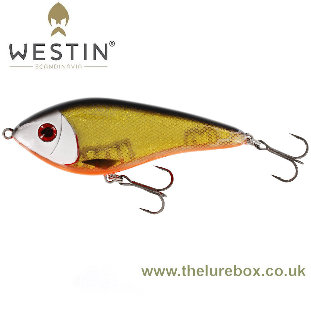 Westin Swim 12cm 58g - Sinking - NEW Colours - The Lure Box