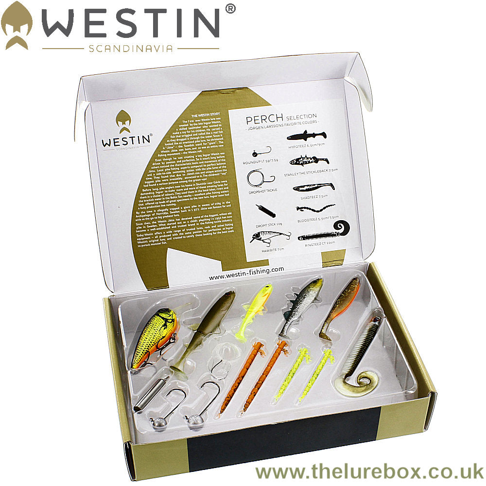 Westin Gift Box - Luc Coppens and Jörgen Larssons selection - The Lure Box