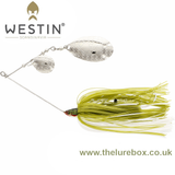 Westin MonsterVibe Double Indianna Spinnerbait 45g - The Lure Box