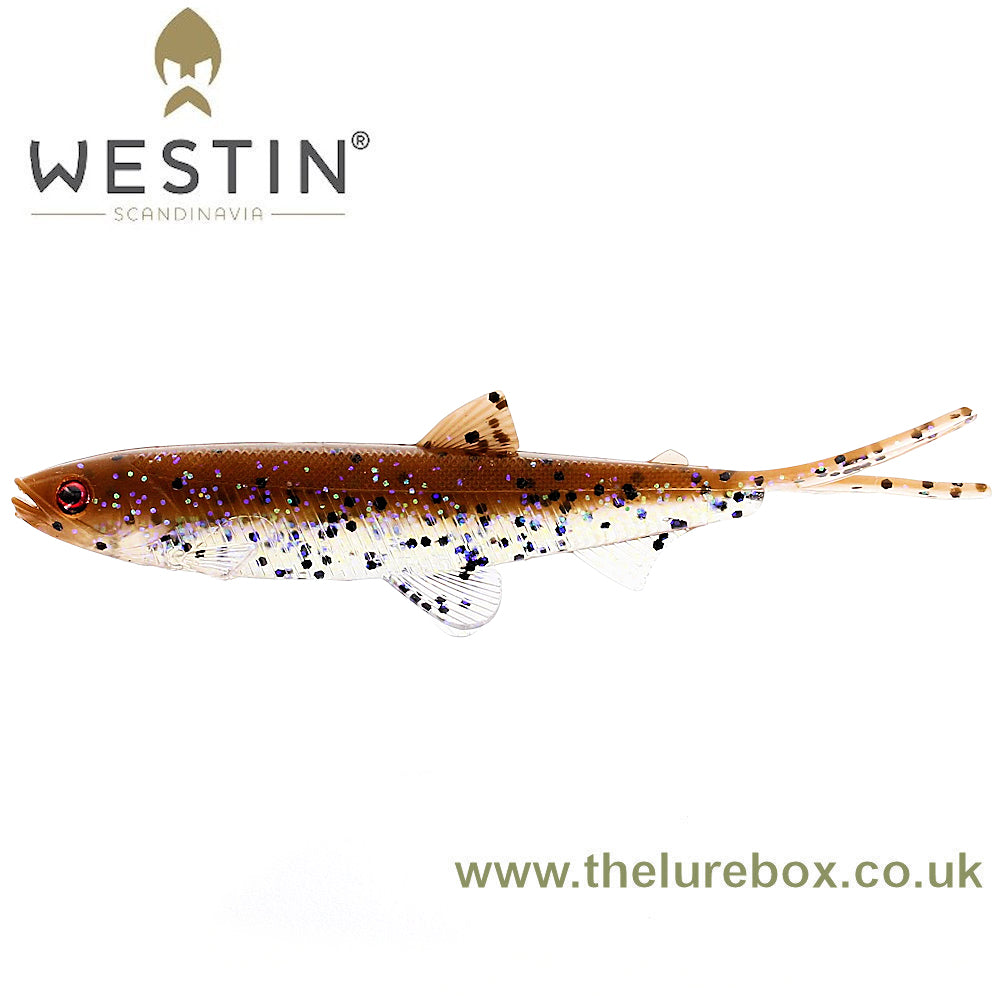 Westin Hypo Teez V Tail 10cm - The Lure Box