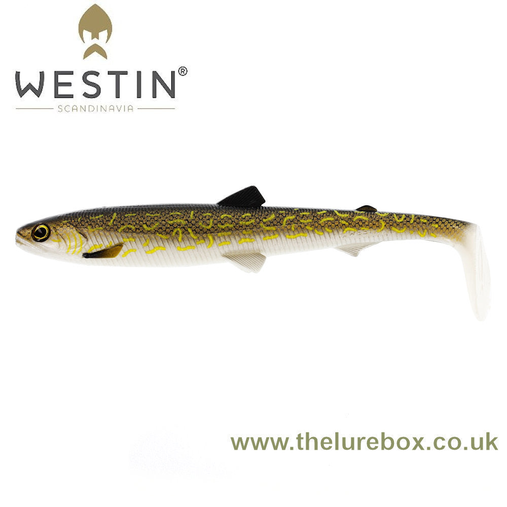 Westin BullTeez 18cm - The Lure Box