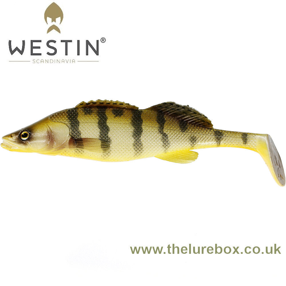 Zander Teez 12cm - 21g - The Lure Box