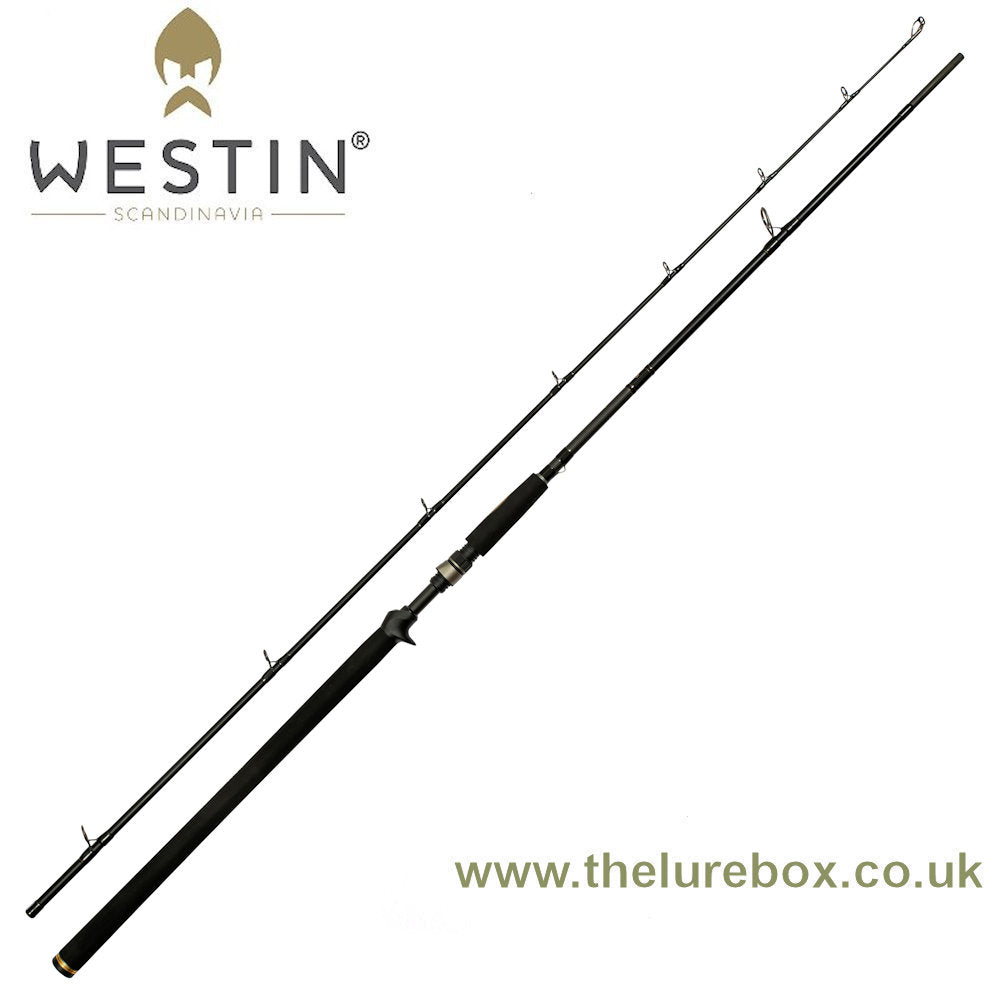 Westin W3 PowerCast T 2nd Generation Baitcasting Rod