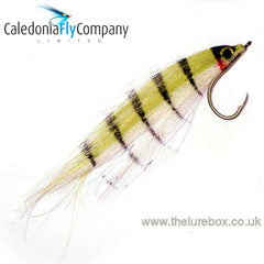 Caledonia Hook Tied Pike Fly - The Lure Box