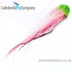 Caledonia Comet Tube Pike Fly - The Lure Box