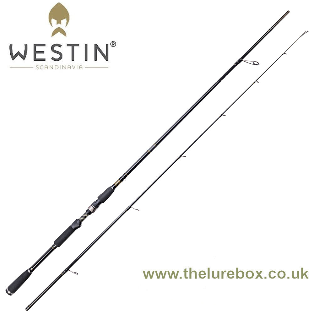 "Westin W3 Powerstrike Spinning Rod - 7'6"" 10-40g"