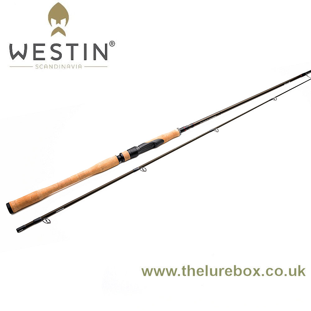 Westin W4 PowerLure - Spinning Rod, 8' - 30-100g - The Lure Box