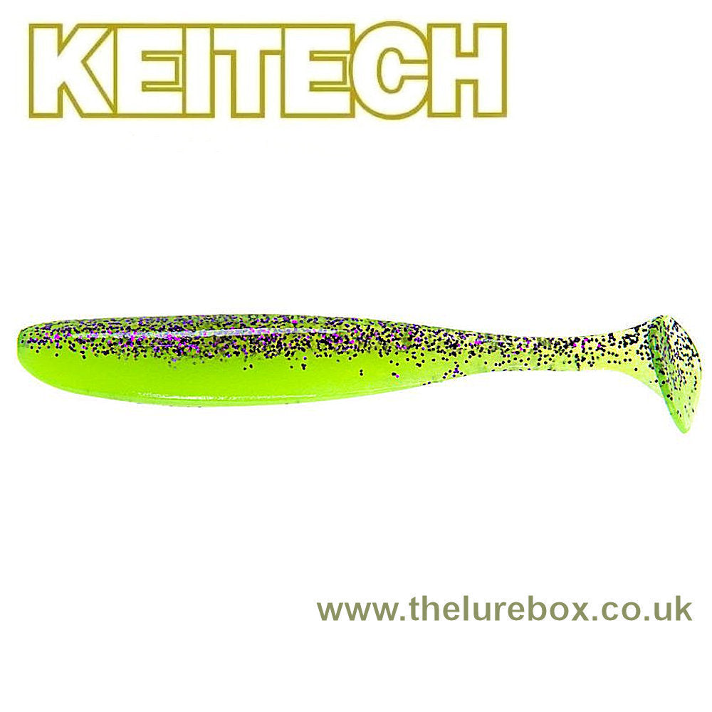 "Keitech Easy Shiner 5"" - The Lure Box"