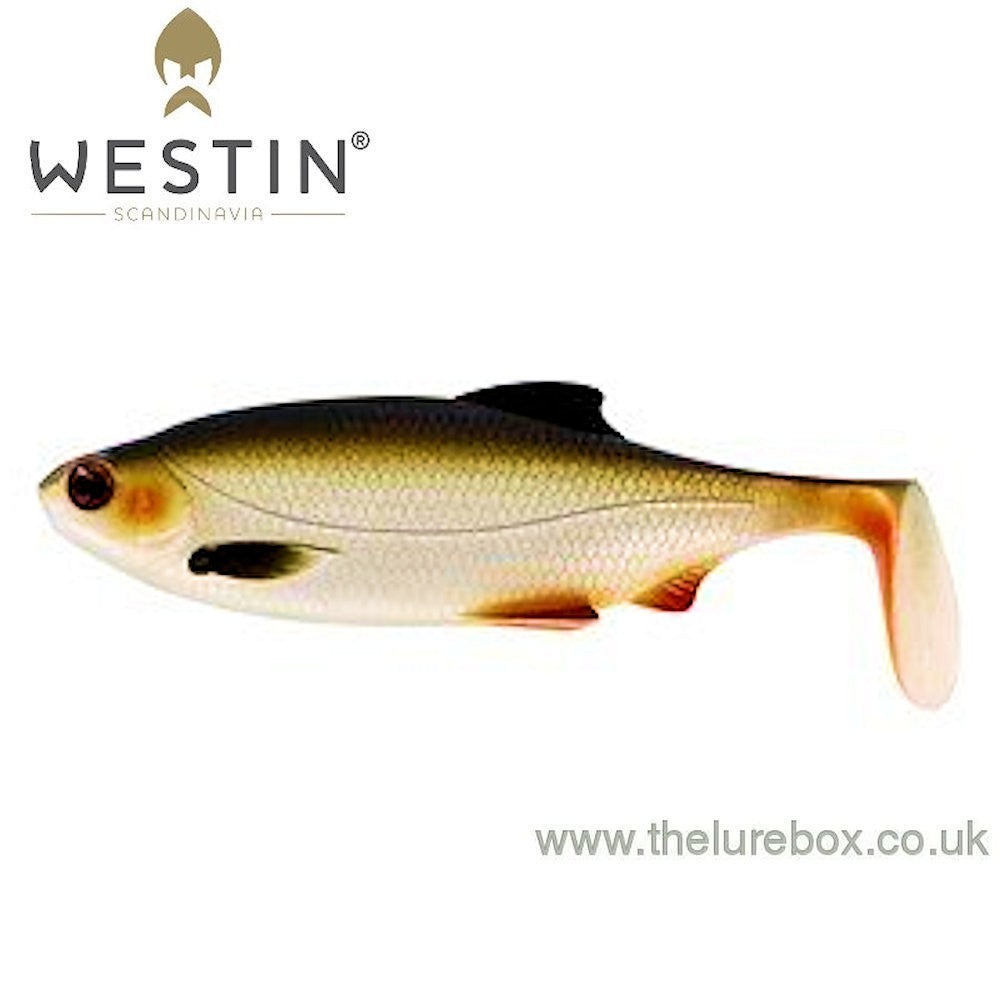 Westin Ricky The Roach Shad tail 14cm - The Lure Box