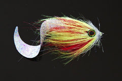 Fishon Baitfish Wiggle Tail Fly - The Lure Box