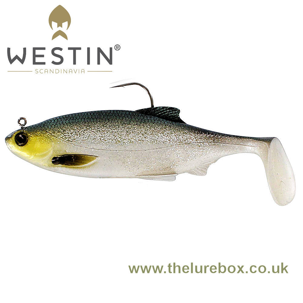 Westin Ricky The Roach Rigged 'n Ready 7cm - The Lure Box