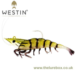 Westin Salty The Shrimp Jig - The Lure Box