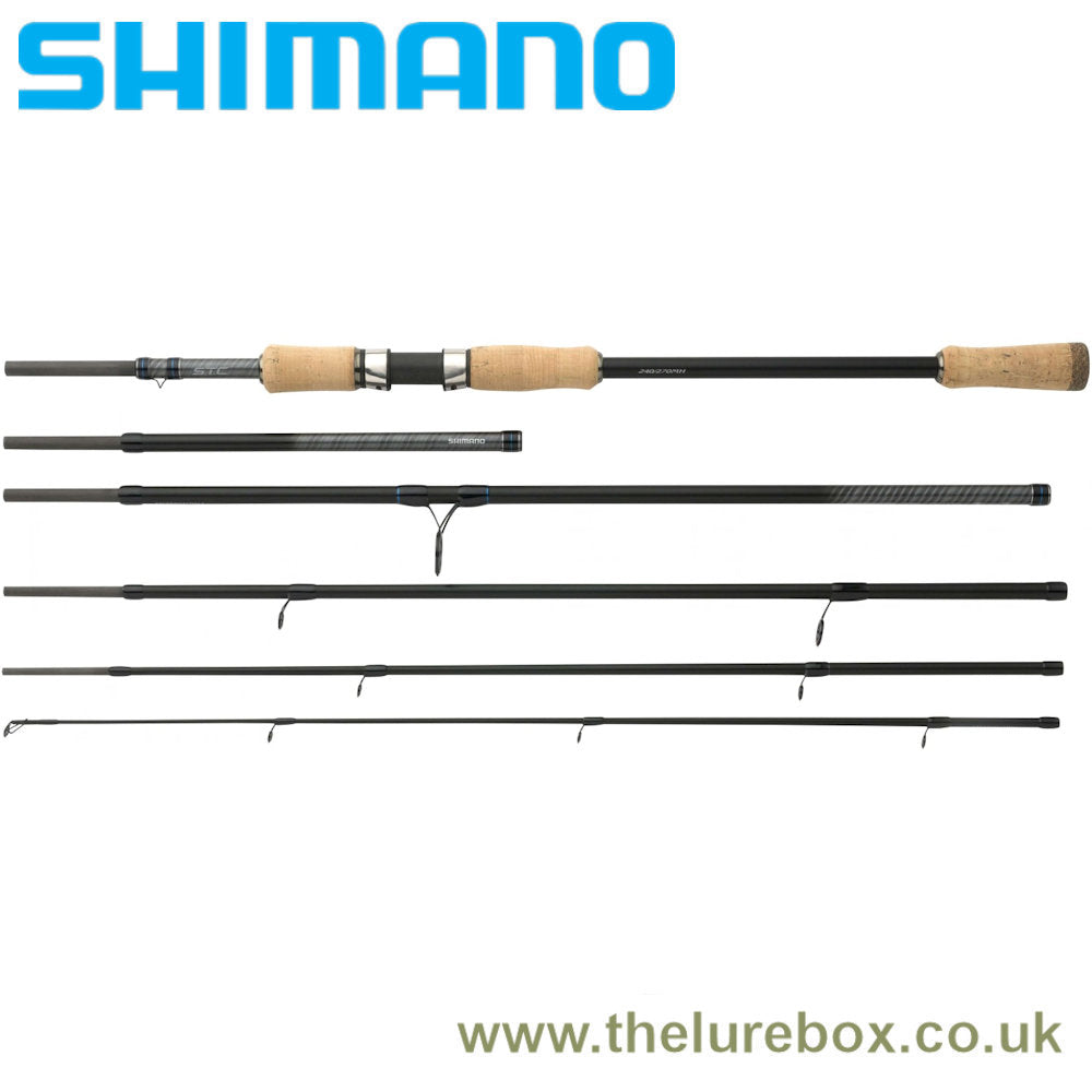 Shimano Travel Concept (STC) Multi Spin Rod 5/6 piece