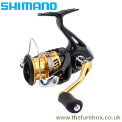 Shimano Sahara FI - The Lure Box
