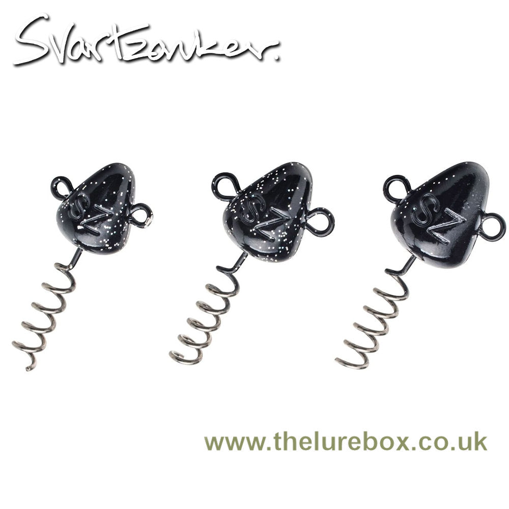 Svartzonker Screw In Head - The Lure Box