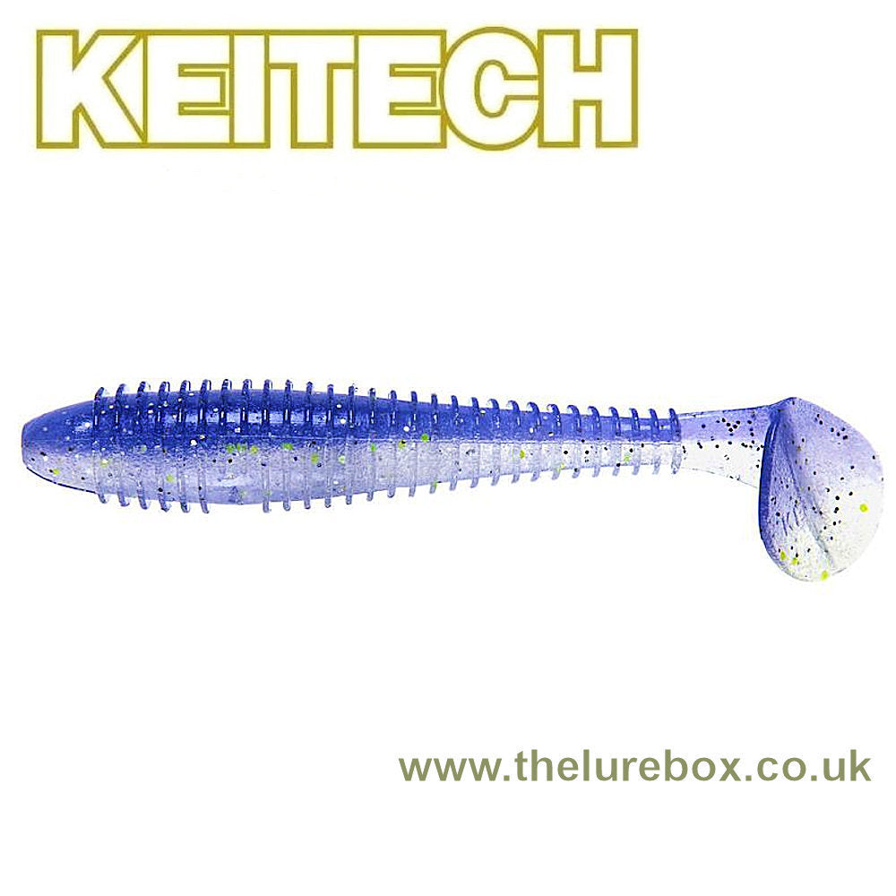 "Keitech Fat Swing Impact 5.8"" - The Lure Box"