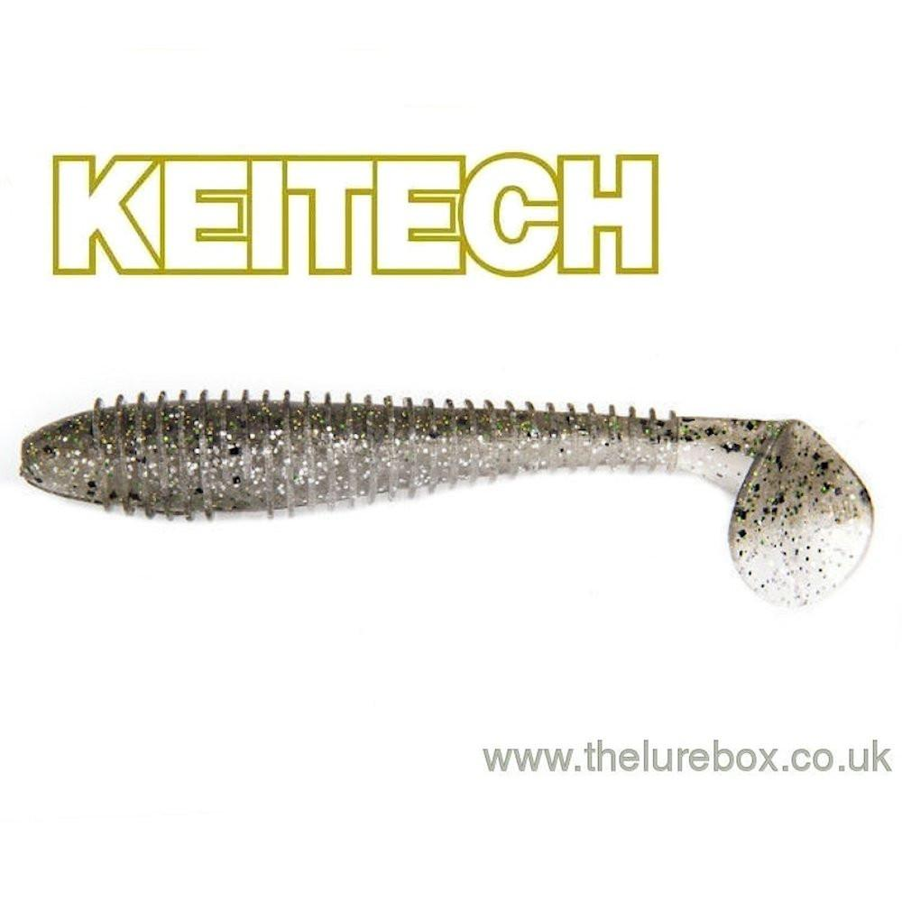 "Keitech Fat Swing Impact 7.8"" - The Lure Box"